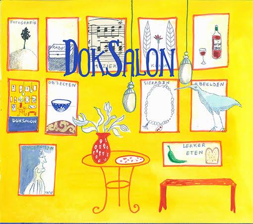 Elfde editie Doksalon in Plantagebuurt 6 en 7 oktober