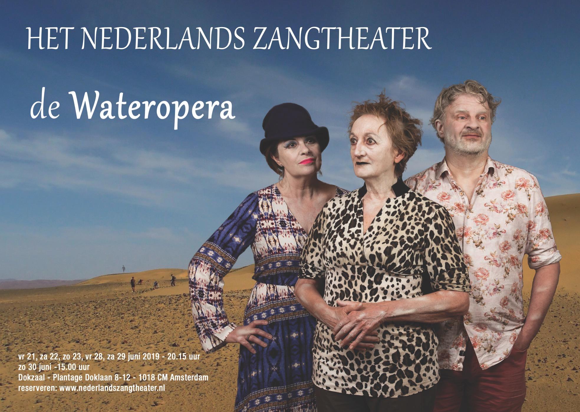 De Wateropera – Nederlands Zangtheater in de Dokzaal