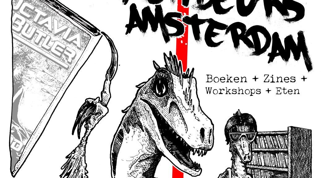Anarchistische Boekenbeurs Amsterdam 2019 – zat 2 november
